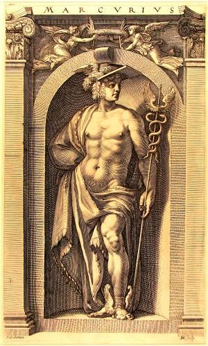 Hermes greek mythology essays
